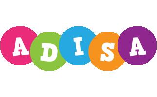 Adisa friends logo
