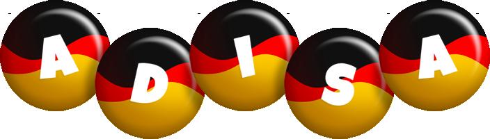 Adisa german logo