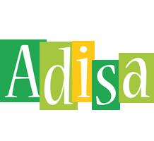 Adisa lemonade logo