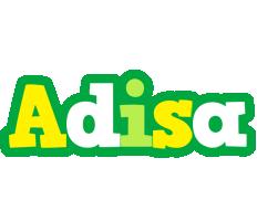 Adisa soccer logo