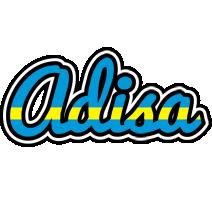 Adisa sweden logo