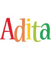 d291a0602ba Adita birthday logo