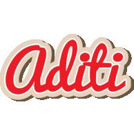 Aditi chocolate logo