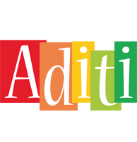 Aditi colors logo