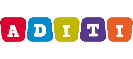 Aditi daycare logo
