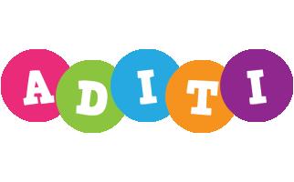 Aditi friends logo