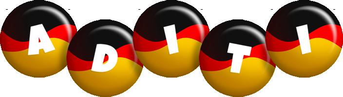Aditi german logo