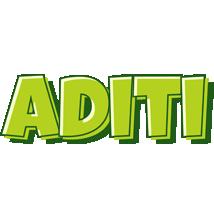 Aditi summer logo