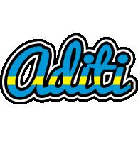 Aditi sweden logo