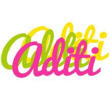 Aditi sweets logo
