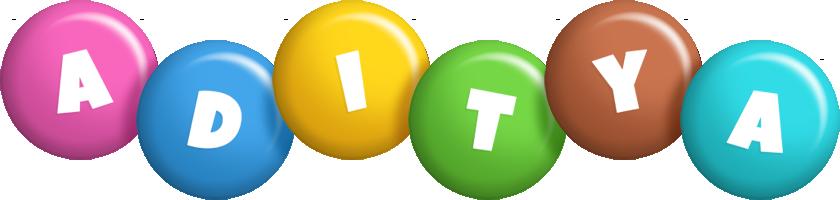 Aditya candy logo