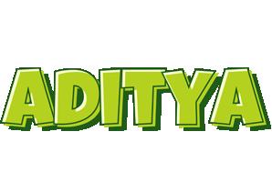 Aditya summer logo