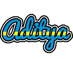 Aditya sweden logo