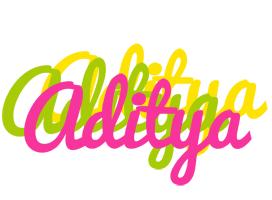 Aditya sweets logo