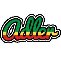 Adler african logo
