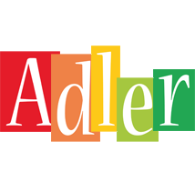 Adler colors logo