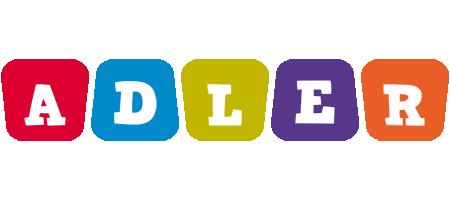 Adler daycare logo