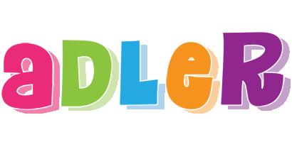 Adler friday logo