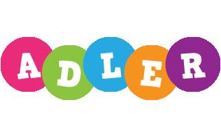 Adler friends logo