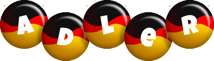 Adler german logo