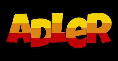 Adler jungle logo