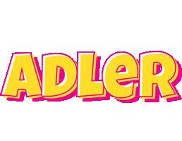 Adler kaboom logo