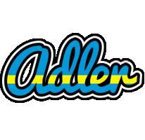 Adler sweden logo