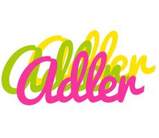 Adler sweets logo