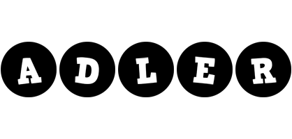 Adler tools logo