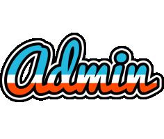 Admin america logo
