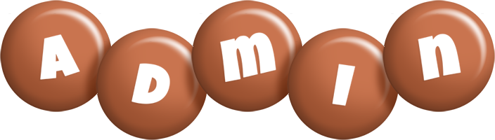 Admin candy-brown logo