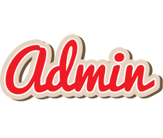 Admin chocolate logo