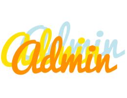 Admin energy logo