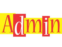 Admin errors logo
