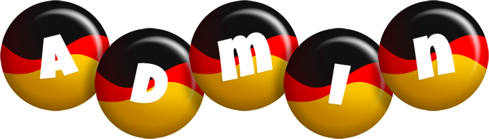 Admin german logo