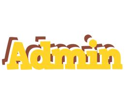Admin hotcup logo