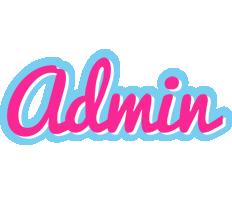 Admin popstar logo