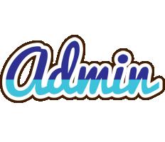 Admin raining logo