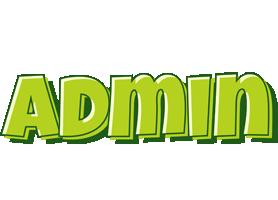 Admin summer logo