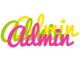 Admin sweets logo