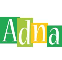 Adna lemonade logo