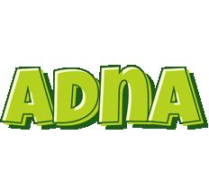 Adna summer logo