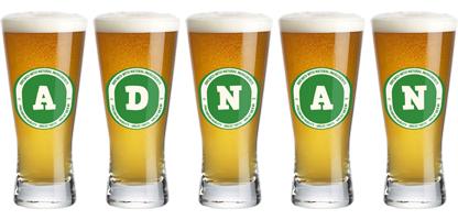 Adnan lager logo