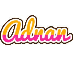 Adnan smoothie logo