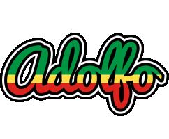 Adolfo african logo