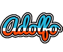 Adolfo america logo