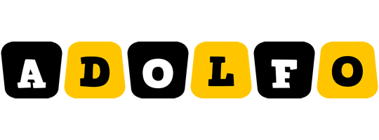 Adolfo boots logo