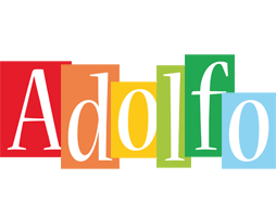 Adolfo colors logo