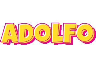 Adolfo kaboom logo