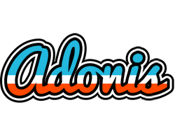 Adonis america logo